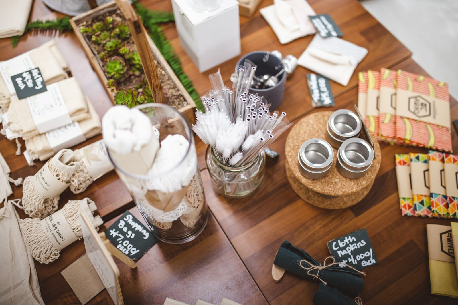Ekologiczne zakupy - porady dla początkujących
